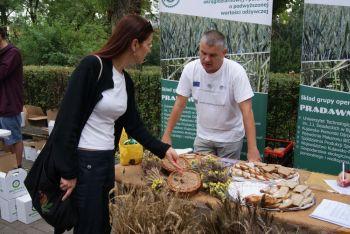 Toruński Jarmark Żywności Ekologicznej